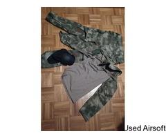 ArsArma combat uniform ATACS-FG