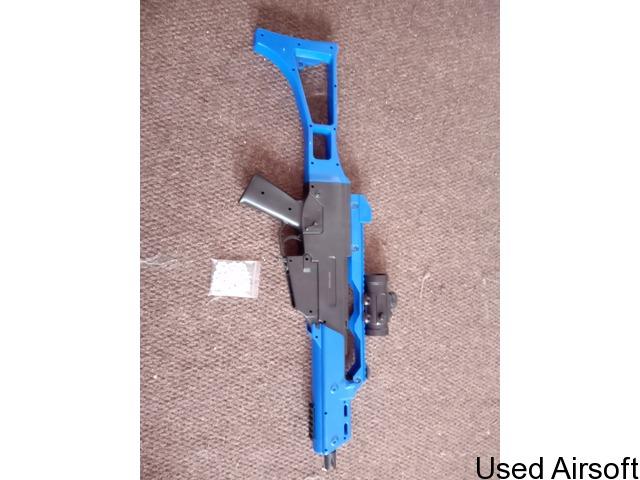 G36C Two Tone Spring powered BB Gun - 1
