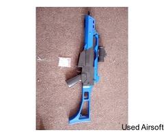 G36C Two Tone Spring powered BB Gun - Image 2