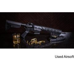 RARE ARMS AR-15 (AR-I5 GBBER SHELL EJECTING GBBR / GBBER)