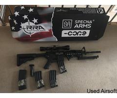Specna Arms SA-C03 AEG W/ Attachments