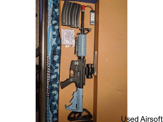 G&G CM16 Carbine - Perfect Starter Rifle - 1