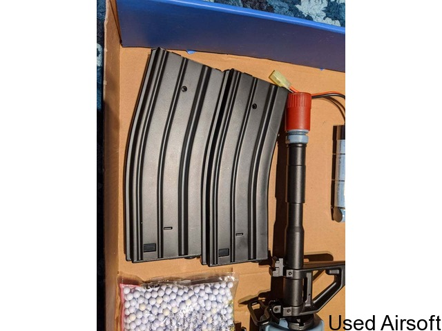 G&G CM16 Carbine - Perfect Starter Rifle - 3