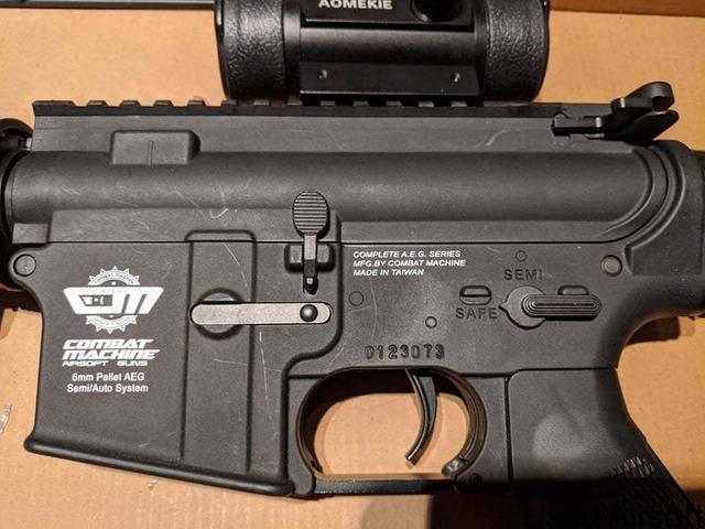 G&G CM16 Carbine - Perfect Starter Rifle - 4