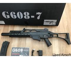 G608-7 rifle plus magazines and extras - Image 2