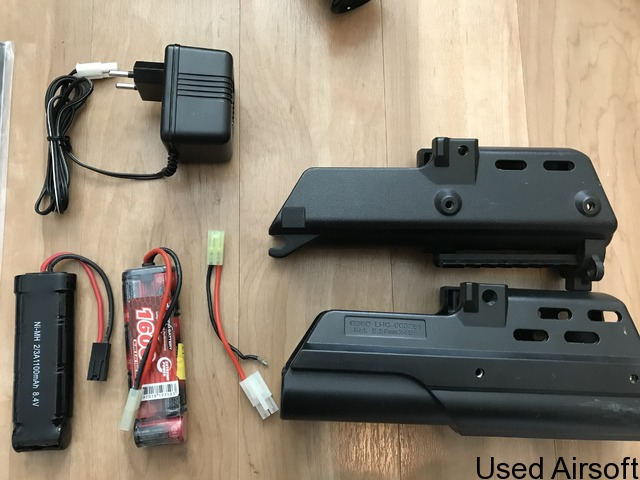 G608-7 rifle plus magazines and extras - 4