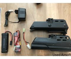 G608-7 rifle plus magazines and extras - Image 4