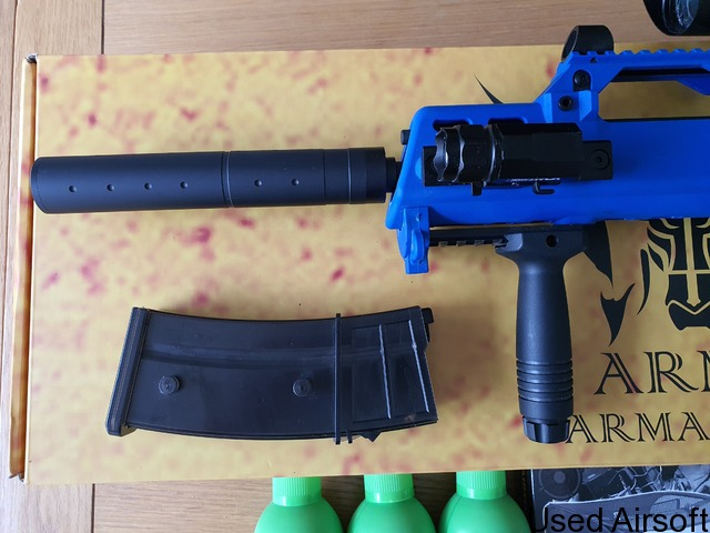 Army Armament G36 Two Tone with lots of extras - 3