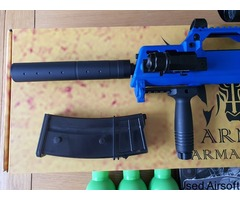 Army Armament G36 Two Tone with lots of extras - Image 3