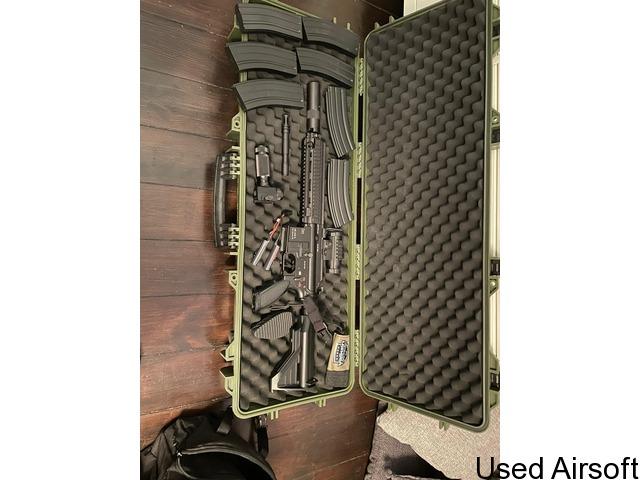 TM HK416D - 3