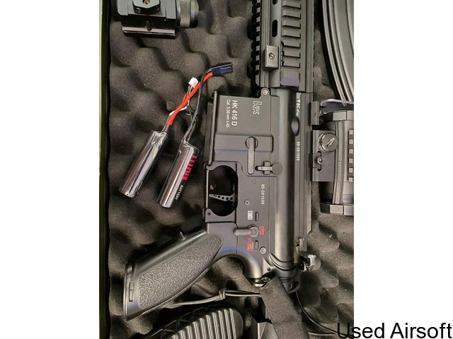 TM HK416D - 4