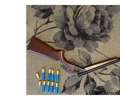 Mad max double barrel shotgun