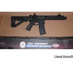 """G&G CM16 Wild Hog 9"""" M4 Rifle"""
