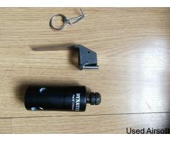 Dynatex grenade