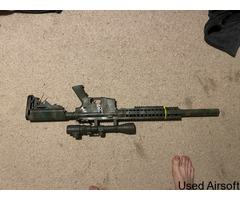 Specna arms upgraded Dmr