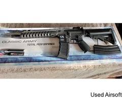 Classic Army M4 Delta 10