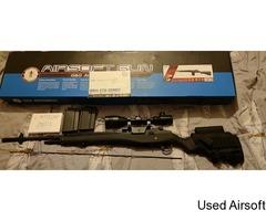 G&G Armament GR14 Black ETU mosfet