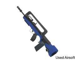 Cyber gun FAMAS F1 EVO 'Militarised' MOSFET