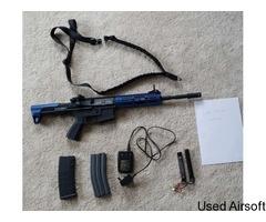 g&g cm16 raider-l 2.0E