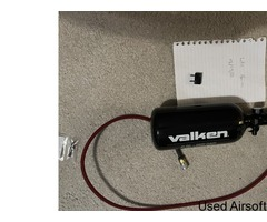hpa 48ci tank regulator and 36inch line and adjustment tool