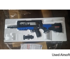Brand new cybergun evo f1 famas with Mosfet, - Image 2