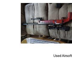 Double Eagle M62 Sniper rifle