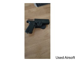 ASG Challenger XP17 Airsoft Electric Pistol - Image 2