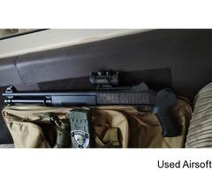 Nuprol - Sierra storm Charlie combat shotgun