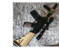 CYMA CM.513 M4 RIS Suppressed