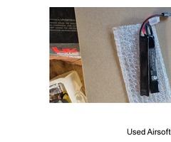 11.1v lipo crane battery, brand new