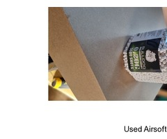 Bulldog Biodegradable Bb's 5,000 un opened