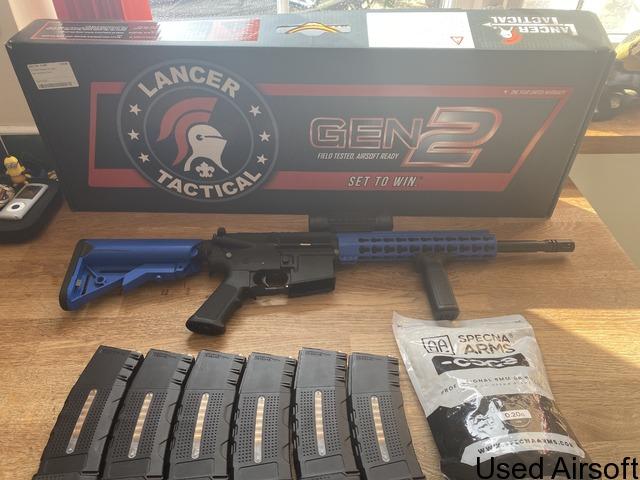 Lancer Tactical Gen 2 - 1