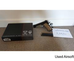 APS Crixus Gladiator Gas Pistol