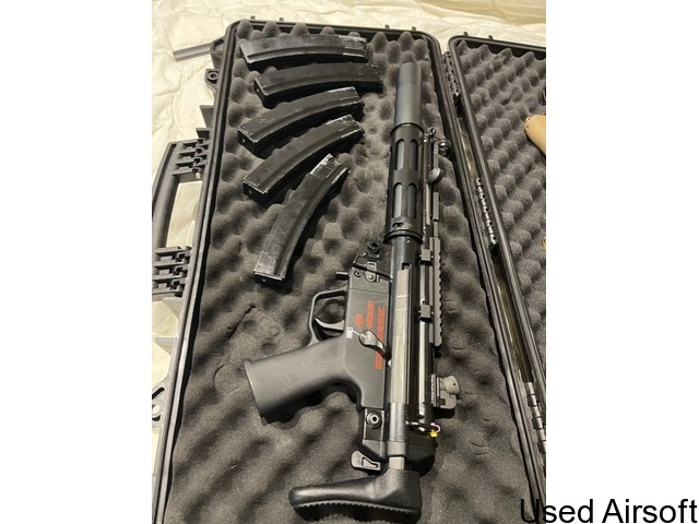 WE APACHE MP5 SD6 - 2