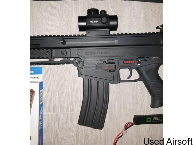 ASG CZ Bren 805 (Upgraded) - 3