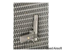 Tokyo marui m4 recoil 416D n 1911 starter bundle - Image 4