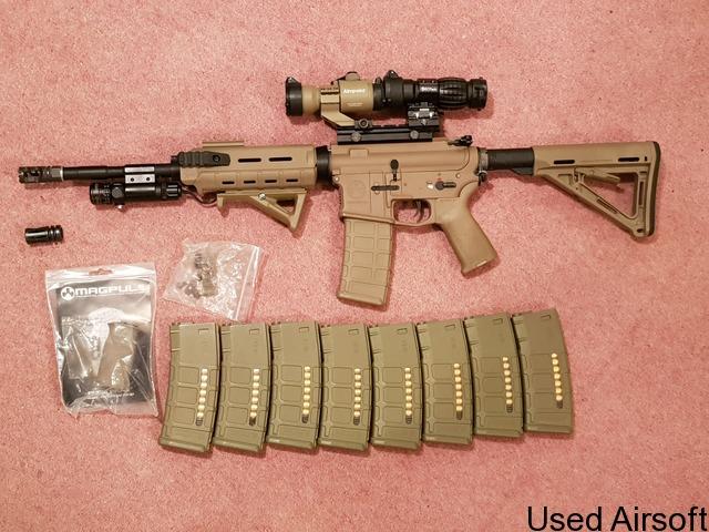 G&P Magpul MOE Carbine (Dark Earth) - 1