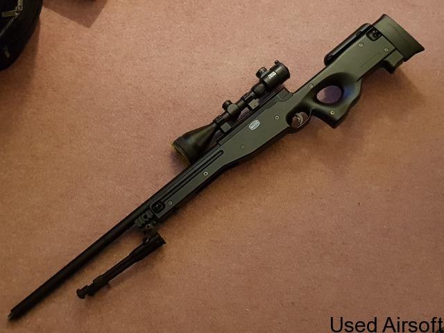 Mauser L96 Sniper Rifle - 1