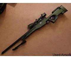 Mauser L96 Sniper Rifle - Image 1