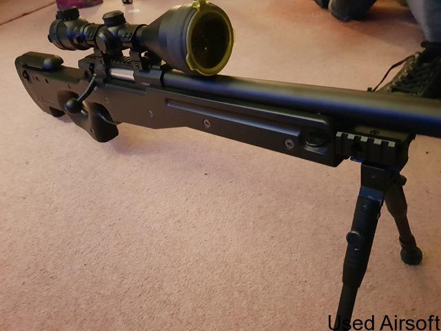 Mauser L96 Sniper Rifle - 2