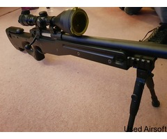 Mauser L96 Sniper Rifle - Image 2