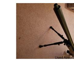 Mauser L96 Sniper Rifle - Image 3