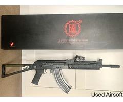 E&L AK701 PLATINUM Only skirmished 2x