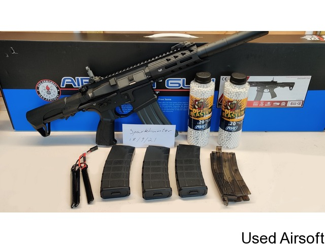 New G&G Armament Combat Machine ARP-556 - 1