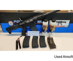 New G&G Armament Combat Machine ARP-556