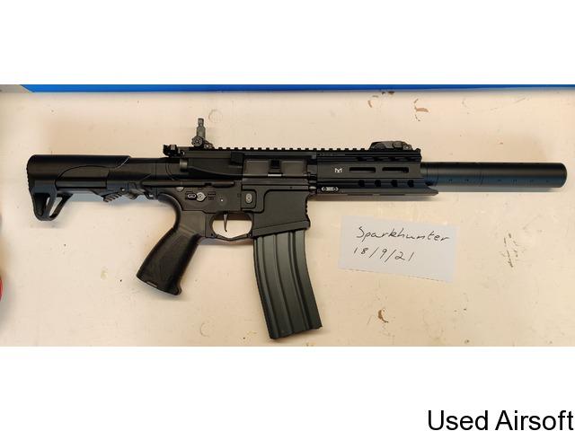 New G&G Armament Combat Machine ARP-556 - 3