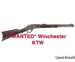 *WANTED* KTW Winchester or any western guns