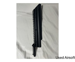 Cyma AK47/74 metal dust cover with rails