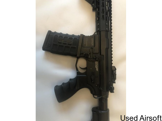"""G&G CC16 WILDHOG 12"""" FULLY UPGRADED WITH EXTRAS - 2"""