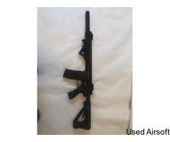 """G&G CC16 WILDHOG 12"""" FULLY UPGRADED WITH EXTRAS - Image 3"""
